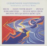 Guðmundur Hafsteinsson : instrumental and vocal works