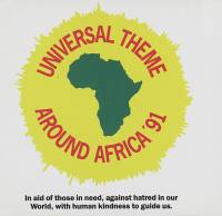 Universal theme around Africa '91
