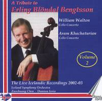 A tribute to Erling Blöndal Bengtsson : the live Icelandic recordings 2002-03